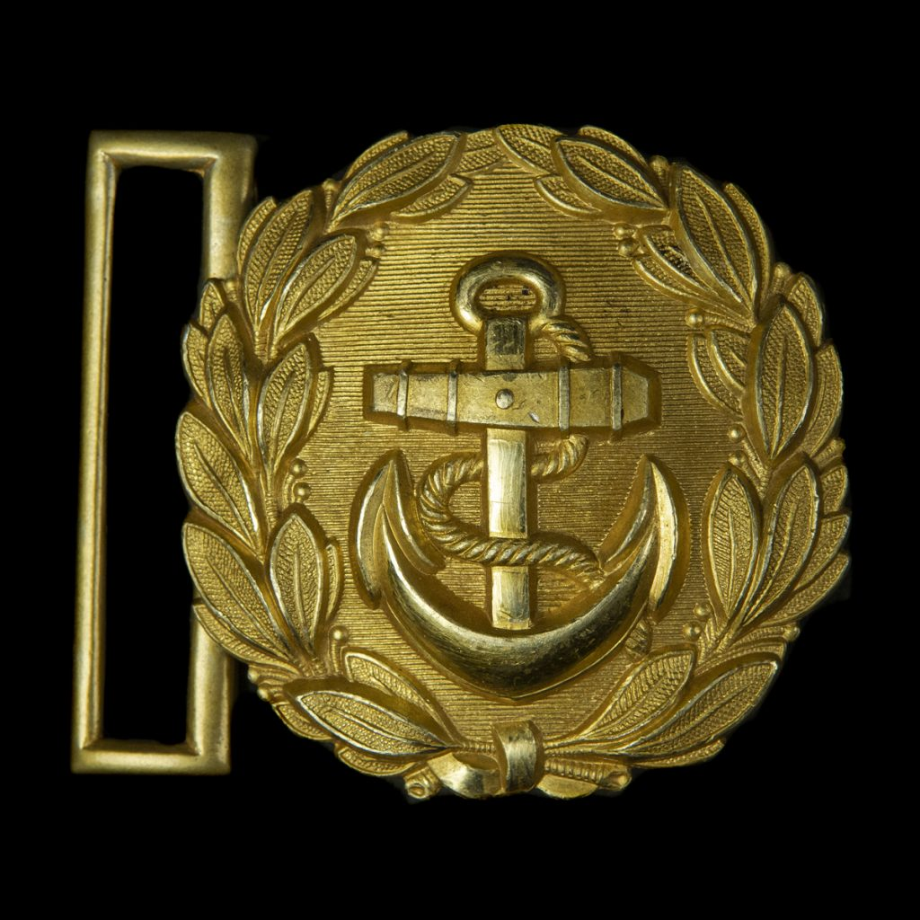 Kriegsmarine Koppelschloss Admirale & Offiziere