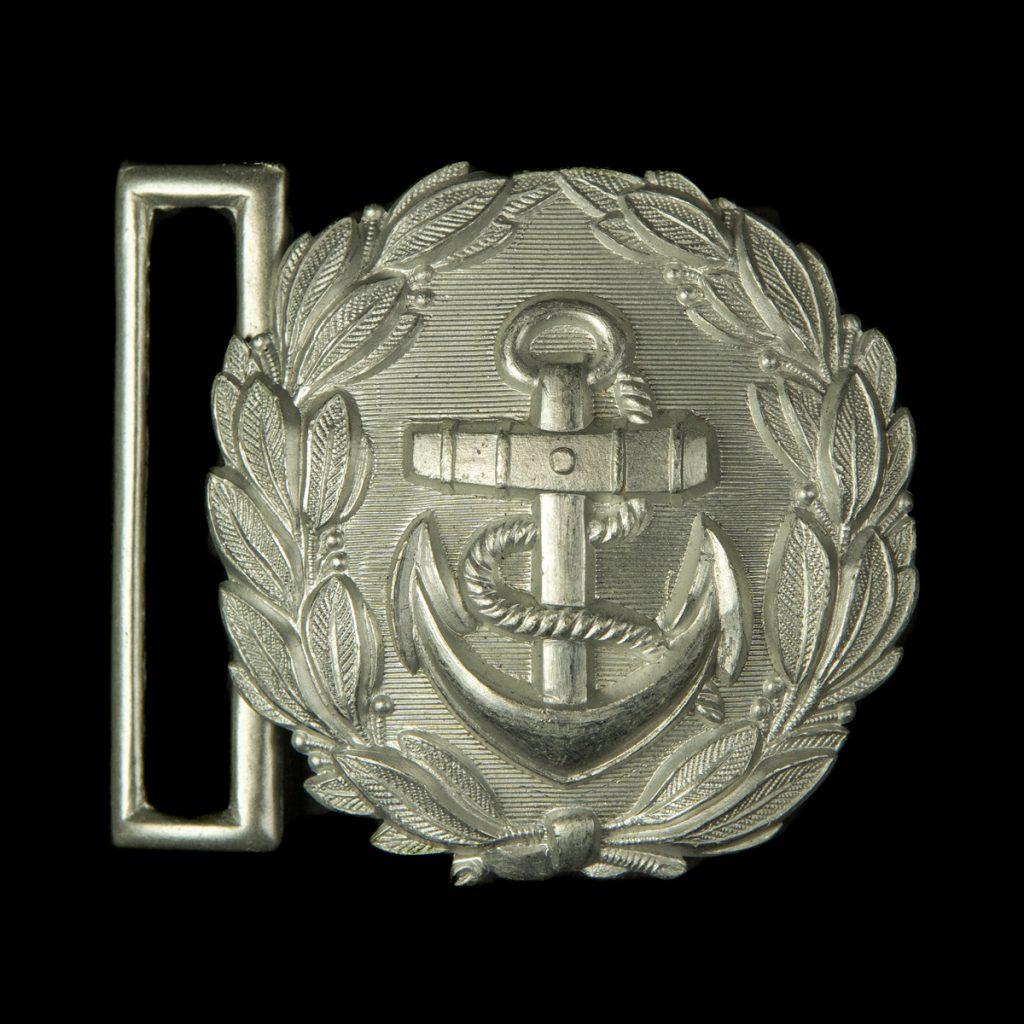 Kriegsmarine Koppelschloss Beamte im Admirals & Offiziersrang