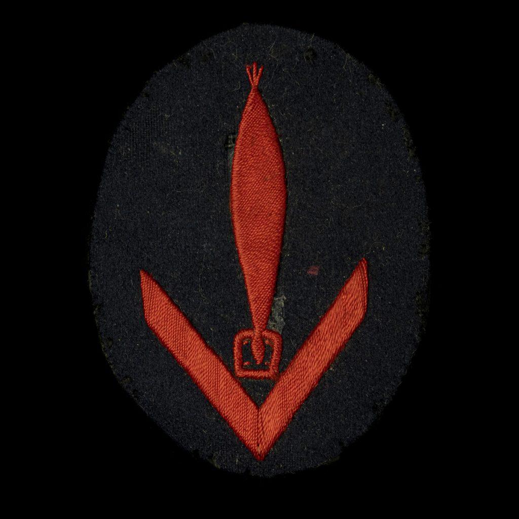 Torpedo-Waffenleitvormann III