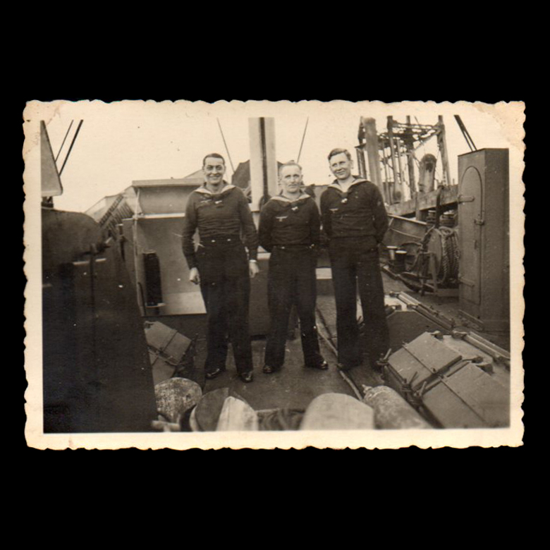 Wiltonwerft Schiedam / Rotterdam 1941 [Kriegsmarine]