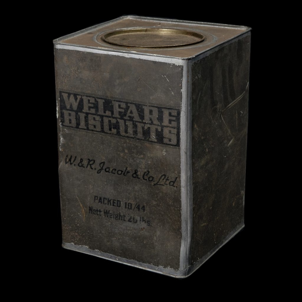 Welfare Biscuits W&R Jacob & Co Ltd