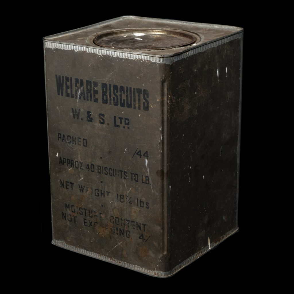 Welfare Biscuits W&S Ltd.