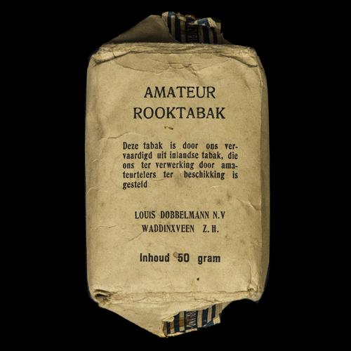 Amateur Rooktabak