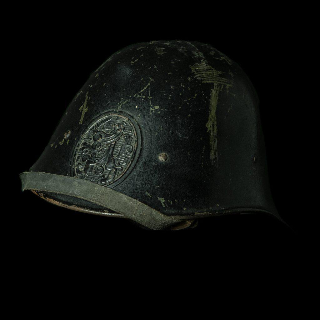 M34 helm Binnenlandse Strijdkrachten