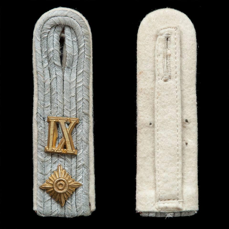 Infanterie Oberleutnant