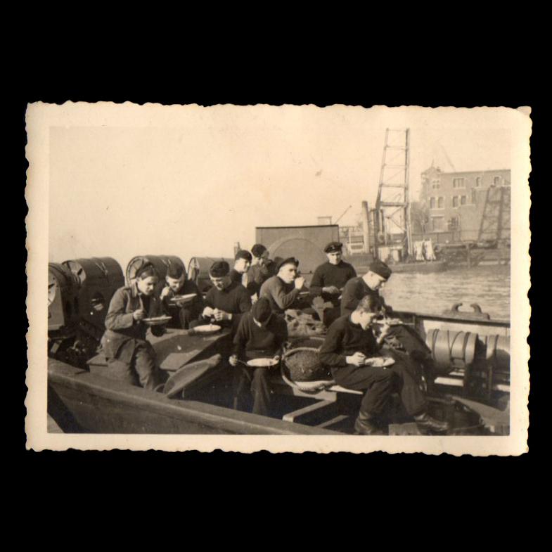 Wiltonwerft Schiedam / Rotterdam 1941