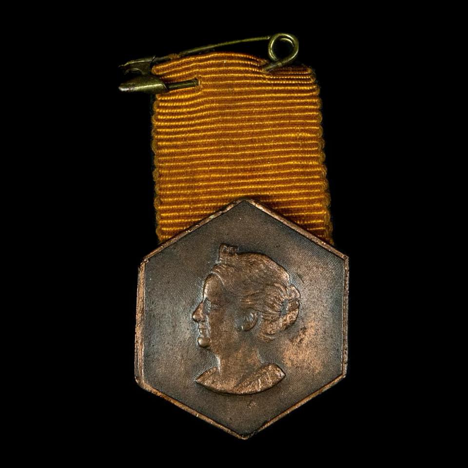 Medaille Wilhelmina