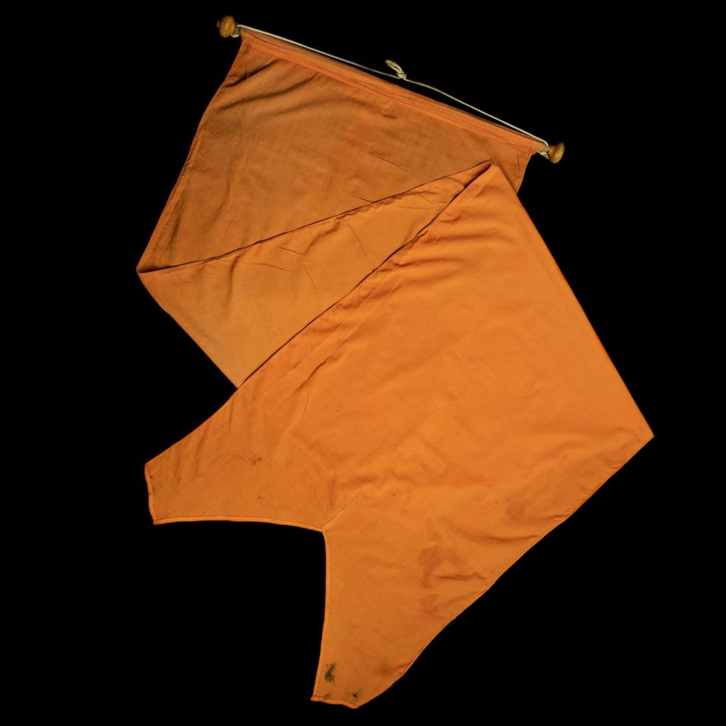 Oranje bevrijdingswimpel