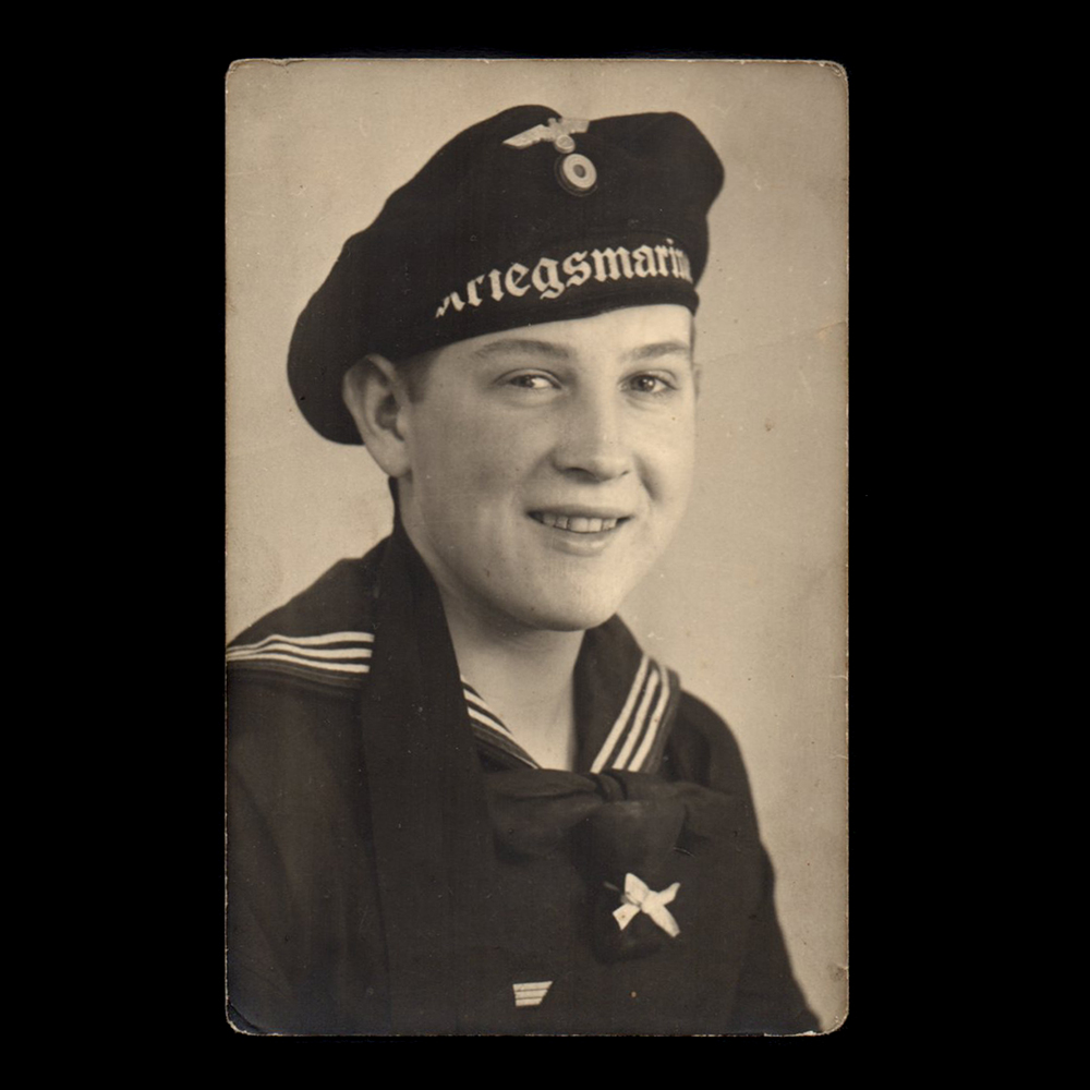 Kriegsmarine portret Rotterdam 1943