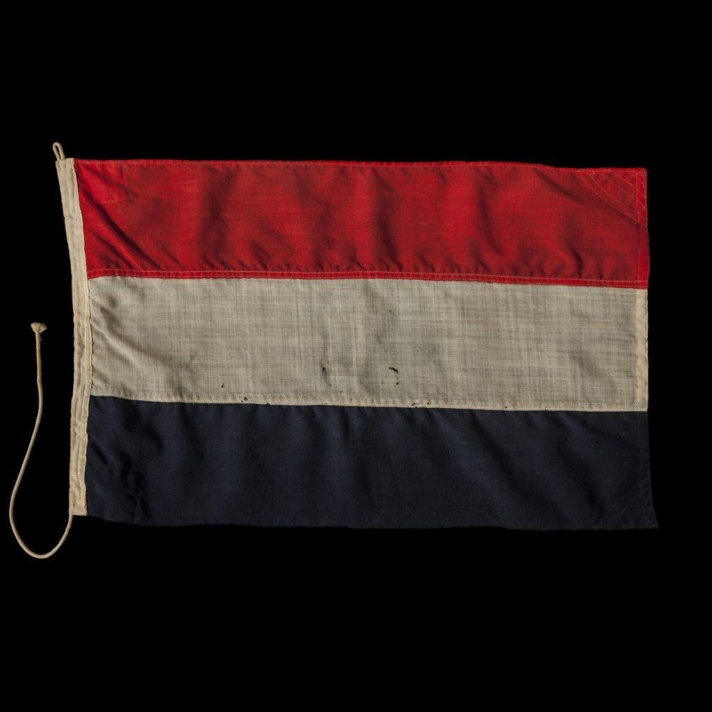 Bevrijdingsvlag uit Vlaardingen