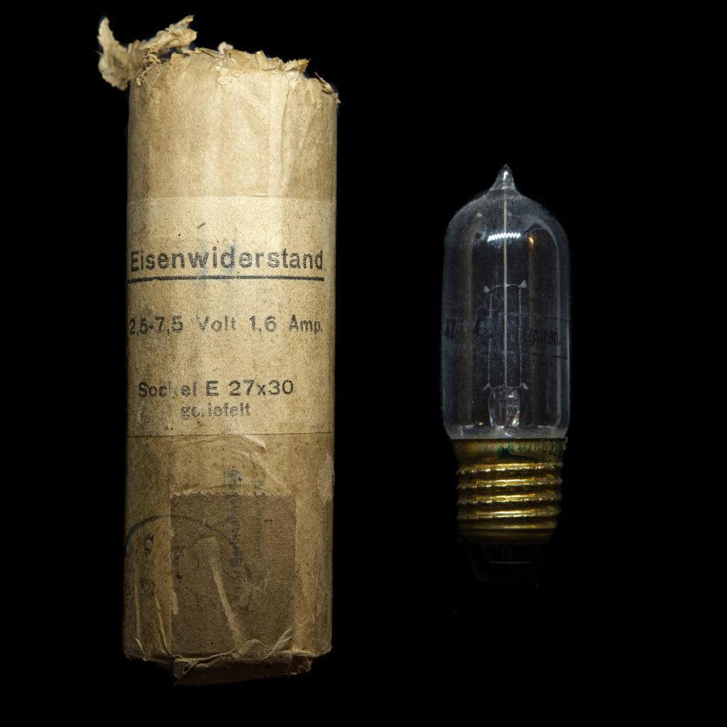 Kriegsmarine lamp