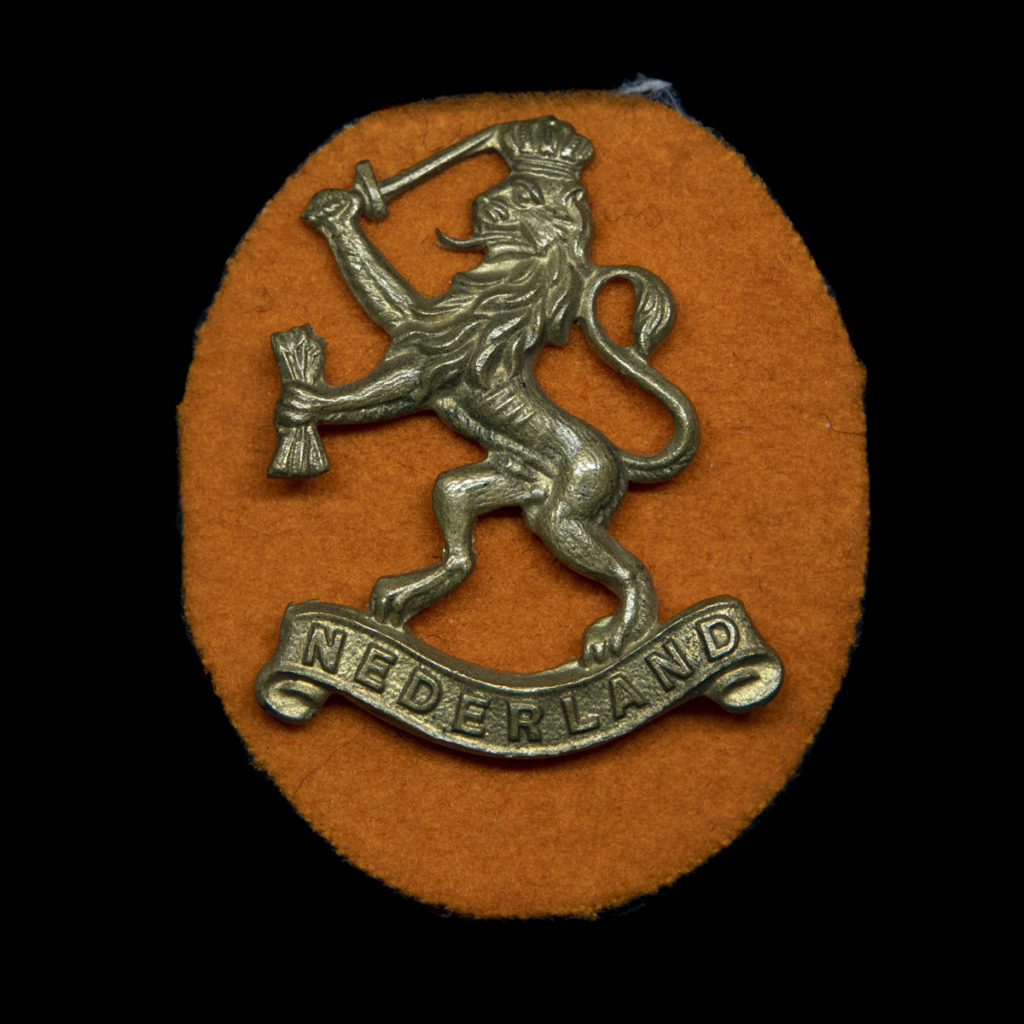 Baret leeuw Prinses Irene Brigade 1942-45