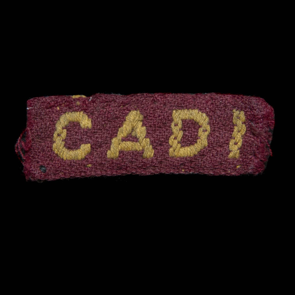 Korpsonderscheidingsteken CADI
