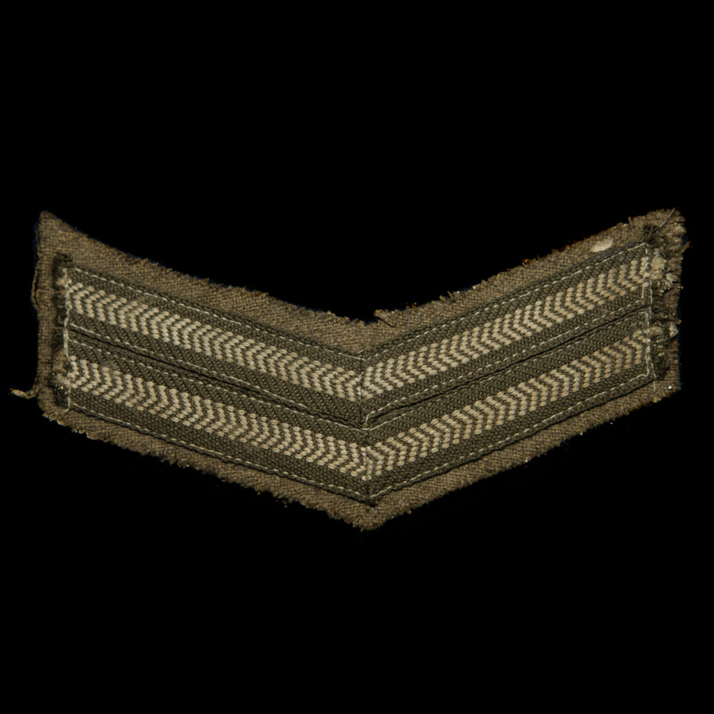 Britse rangonderscheiding Korporaal (Prinses Irene Brigade)