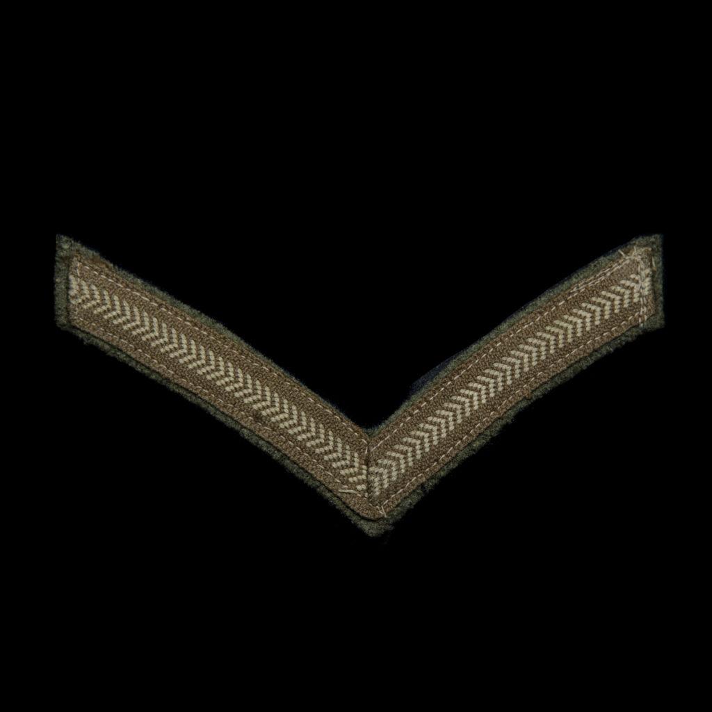Britse rangonderscheiding Lance Corporal (Prinses Irene Brigade)