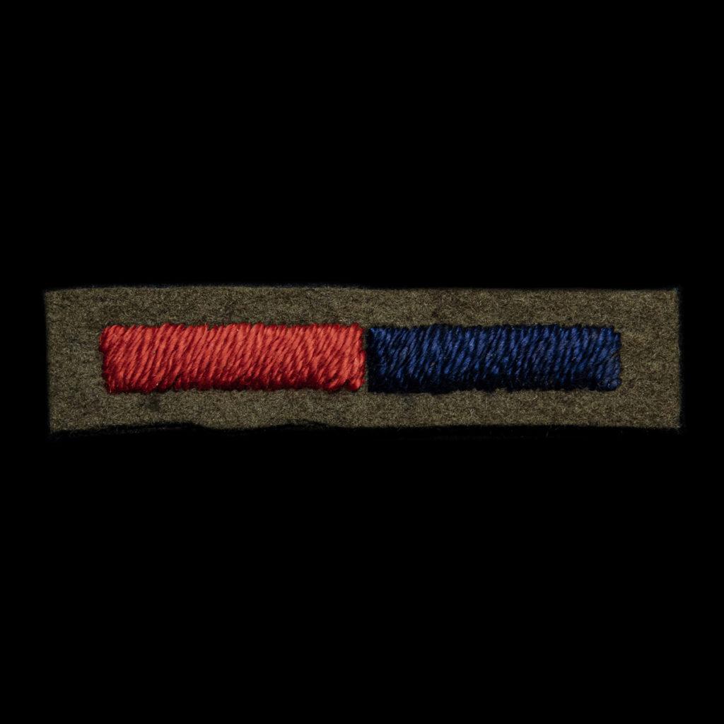 Royal Artillery stripe