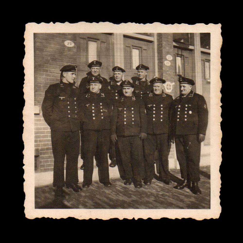 Rotterdam 17 November 1940 [Kriegsmarine]