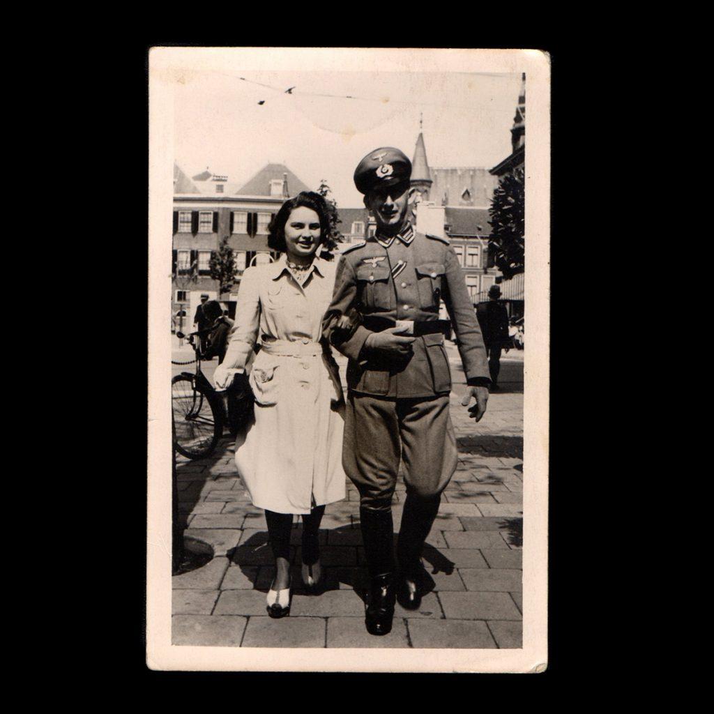 Wehrmacht soldaat in Den Haag