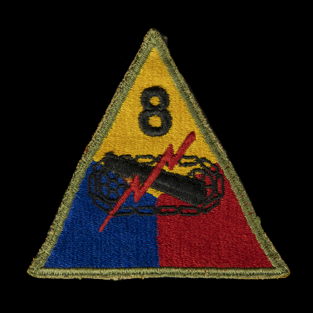 US Army 8th Armored Force