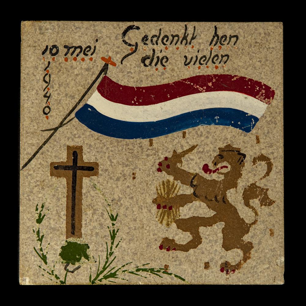 10 Mei 1940 – Gedenkt hen die vielen