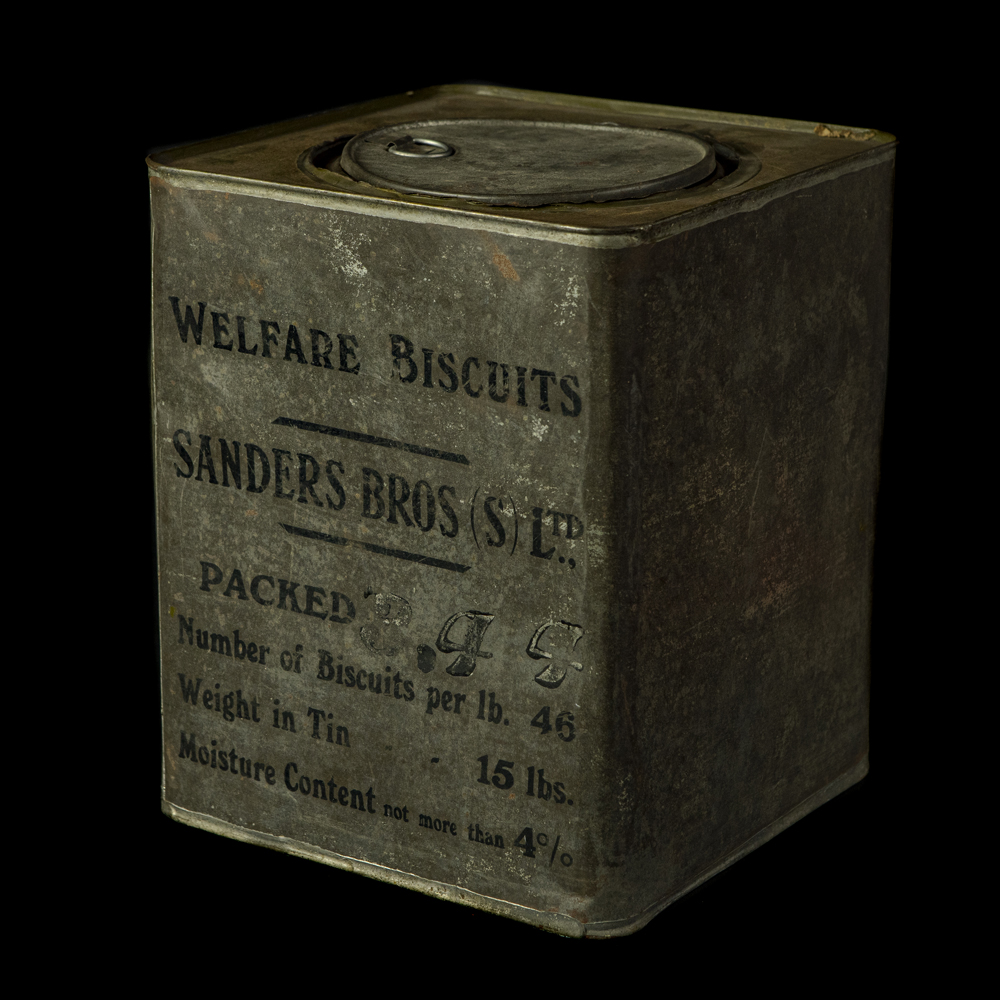 Welfare Biscuits Sanders Bros (S) Ltd.