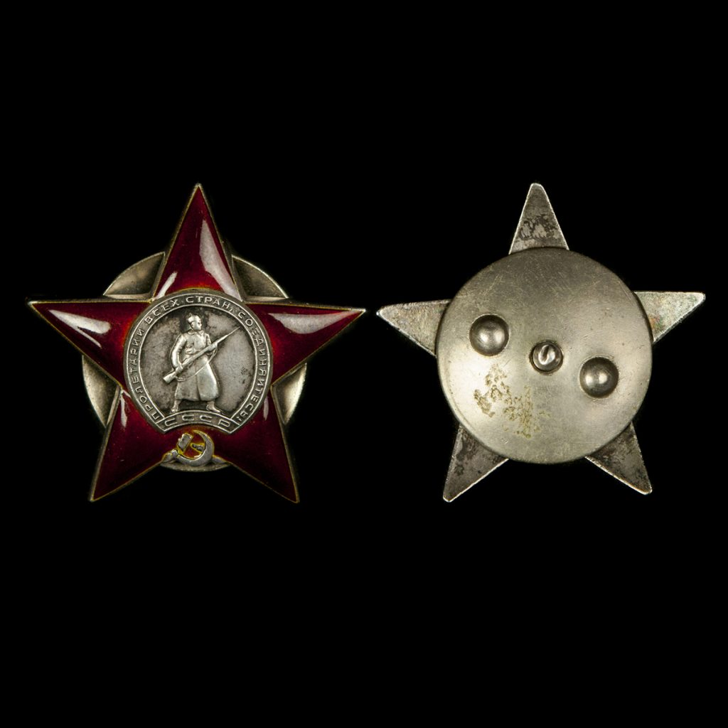 Russische Order of the Red Star