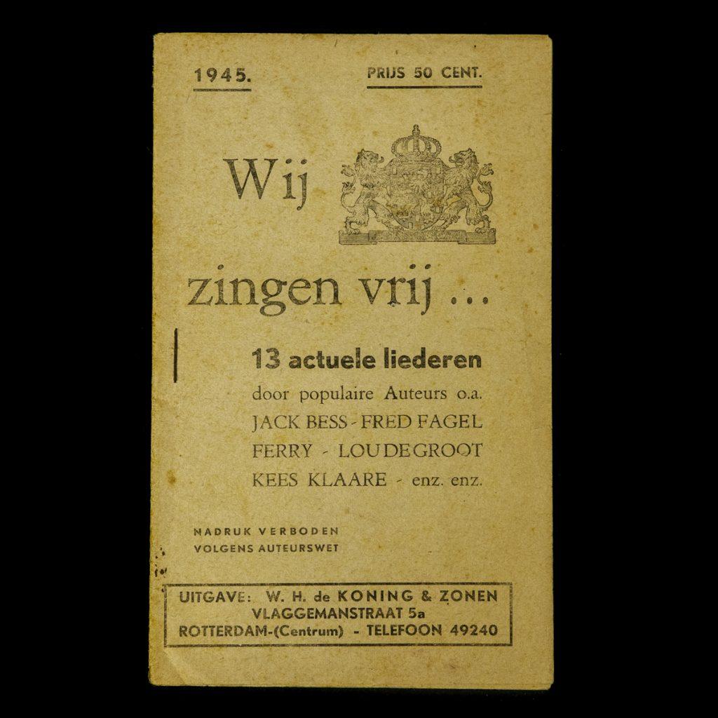 Wij Zingen Vrij 1945