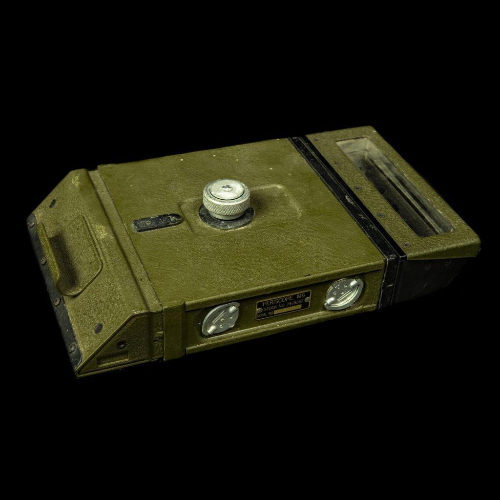 US Sherman tank periscoop