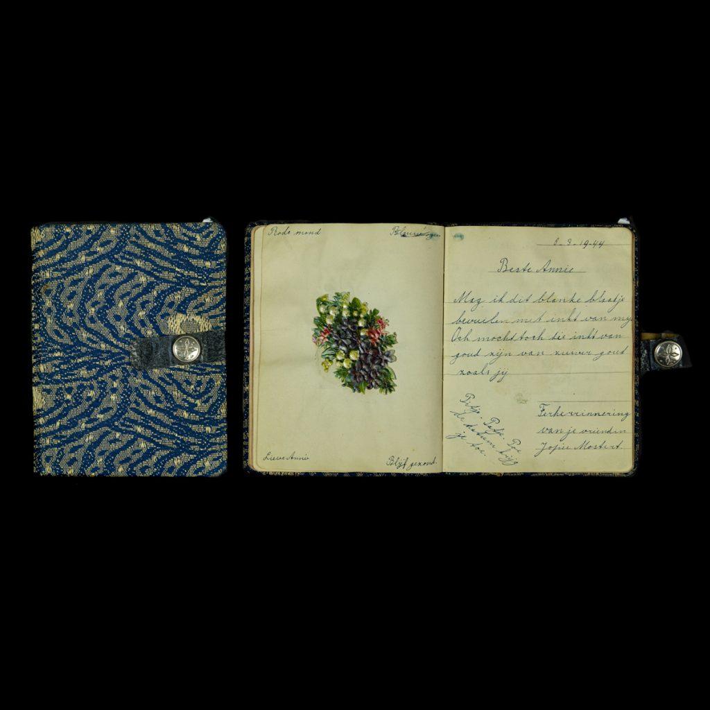 Poesie album oorlogsjaren Vlaardingen