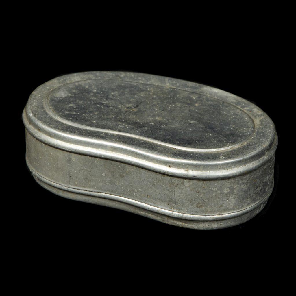 Brood container van alluminium