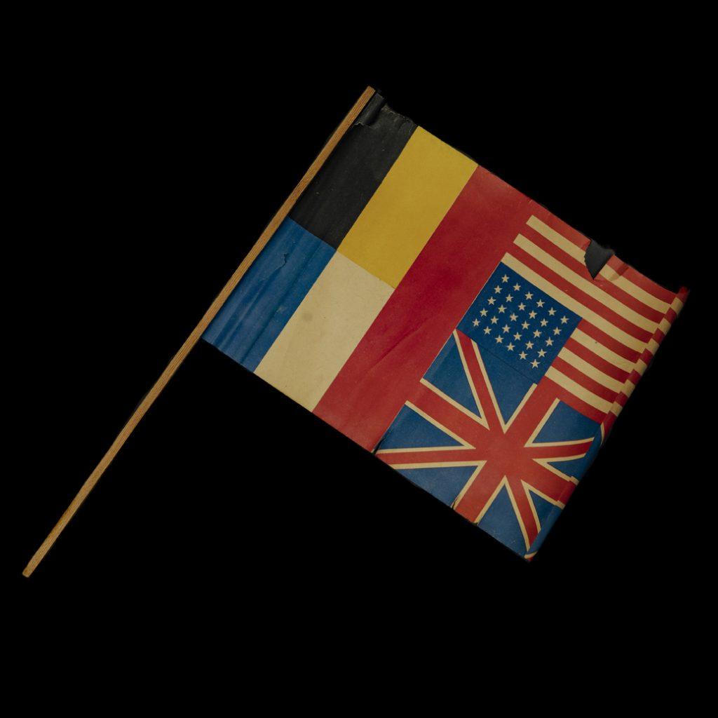 Bevrijdingsvlaggetje België