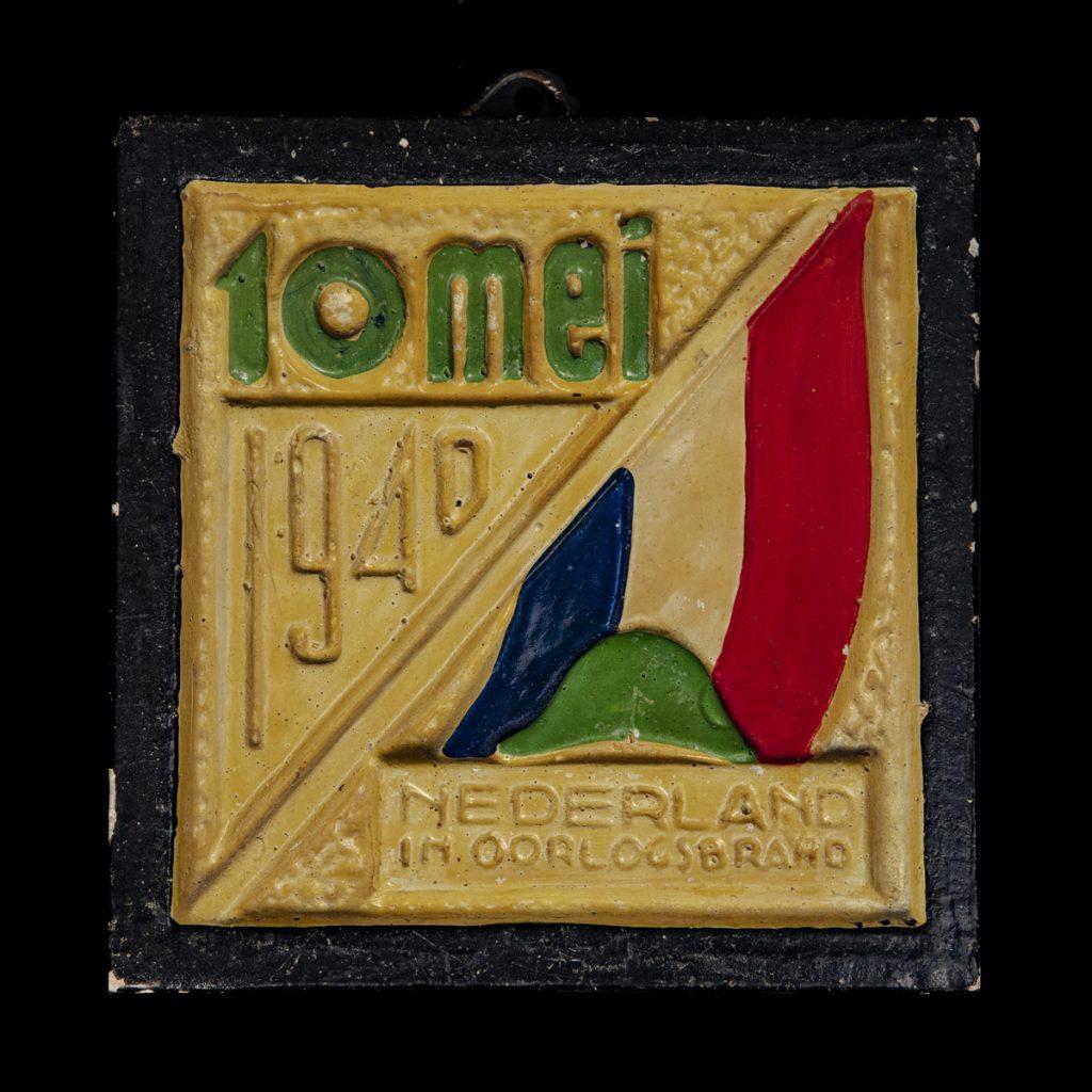 10 mei 1940 Nederland in Oorlogsbrand