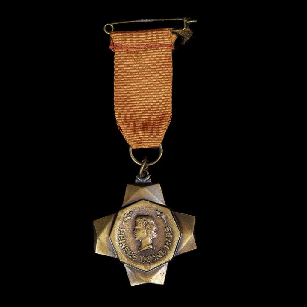 Medaille Prinses Irene Mars