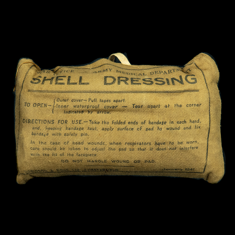 Britse Shell Dressing 1941