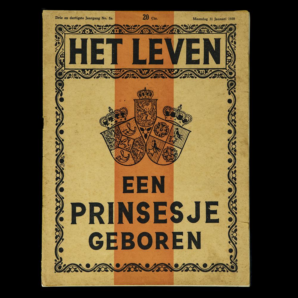 Het Leven / Een Prinsesje Geboren 1938