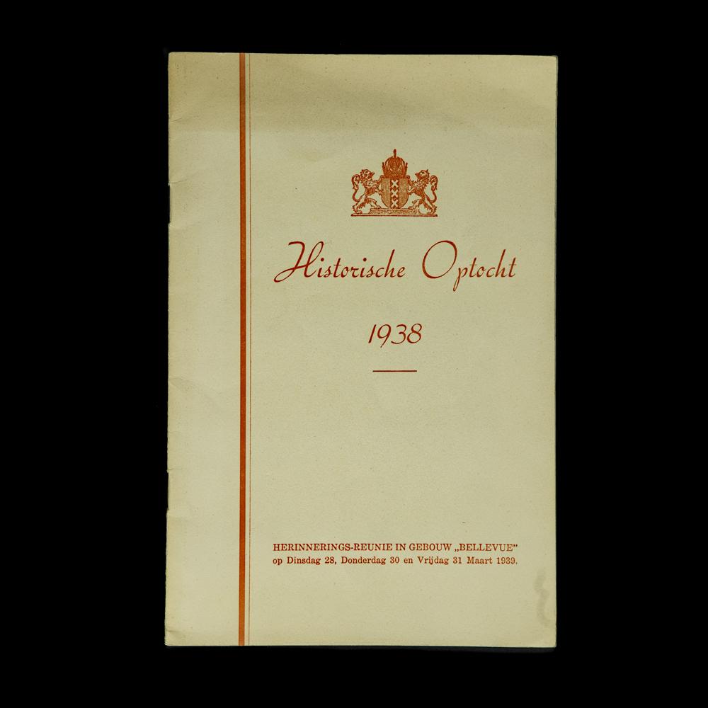 Historische Optocht 1938
