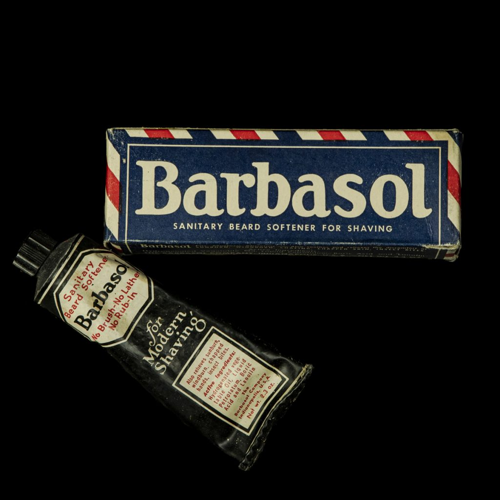 US Barbasol Sanitary Beard Softener For Shaving