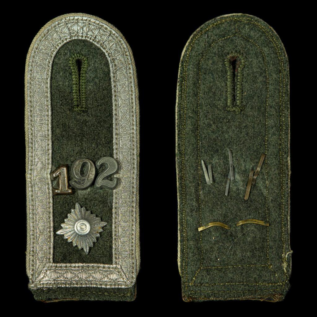 Infanterie Feldwebel