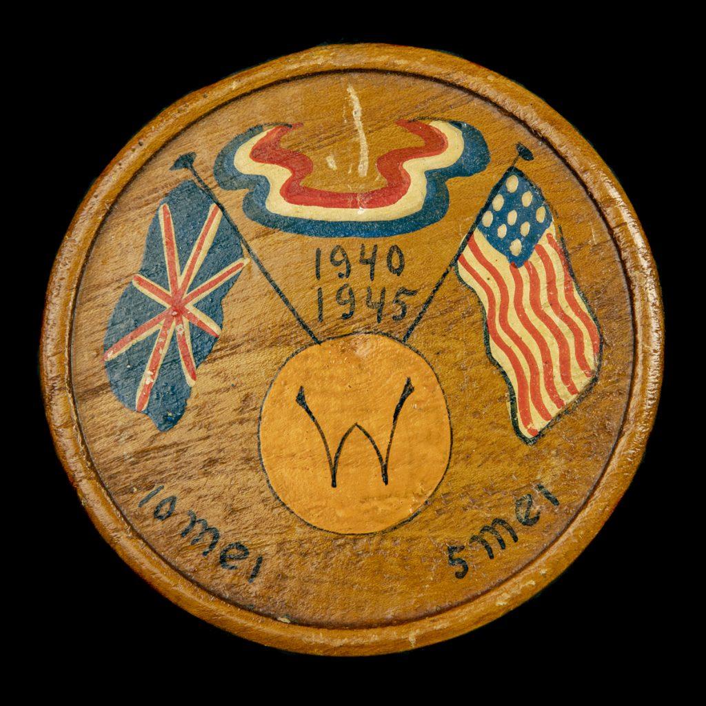 1940 1945 10 mei 5 mei