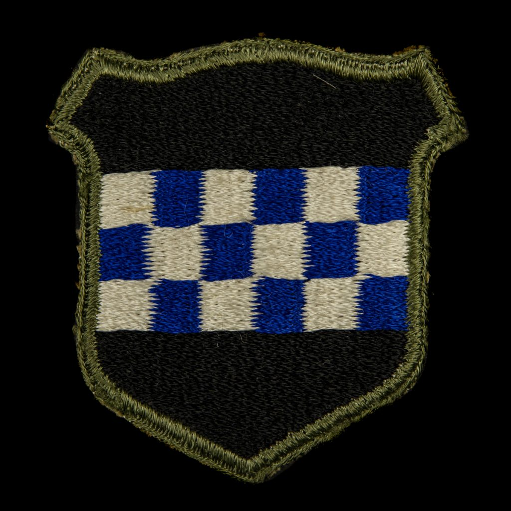US Army 99th Infantry Division