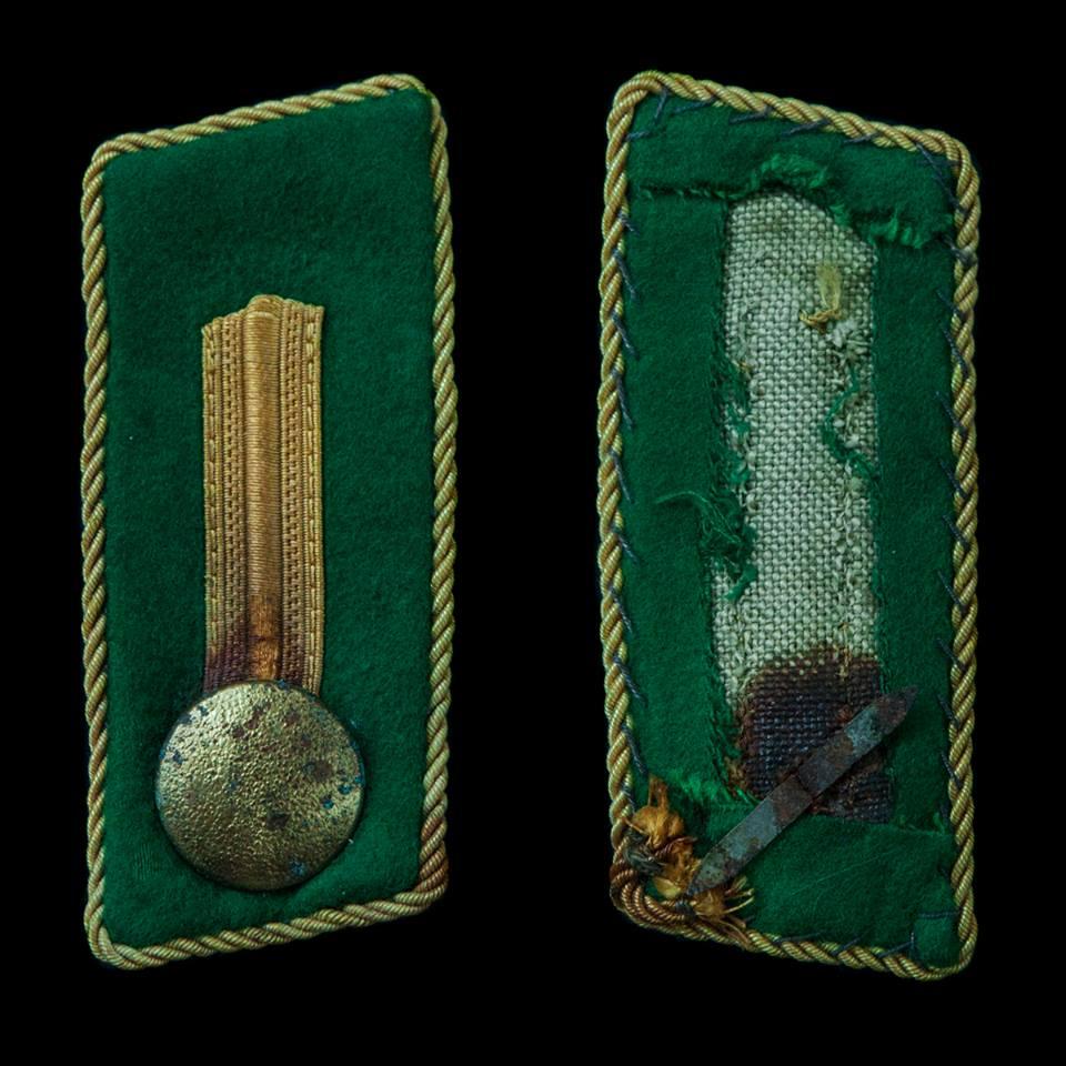 Strafvollzugsdienst Senior NCO's 1942-45