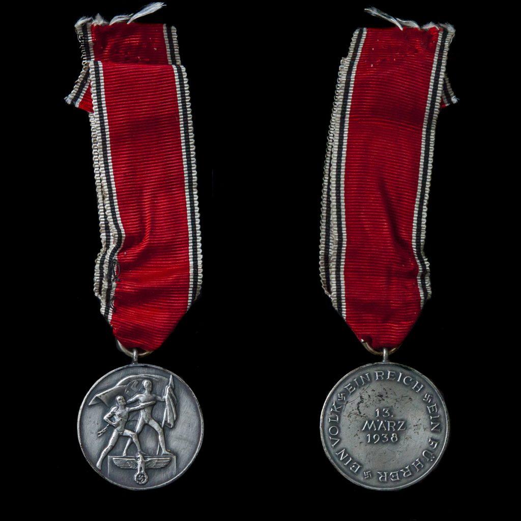Medaille zur Erinnerung an den 13 März 1938 1