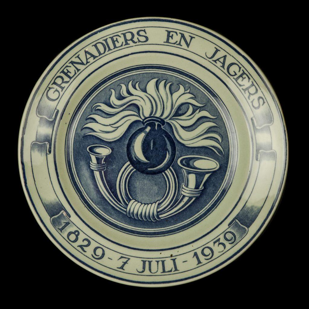 Grenadiers en Jagers 1829 – 7 juli – 1939