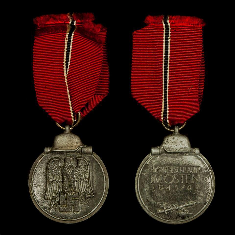 Medaille für die Winterschlacht im Osten