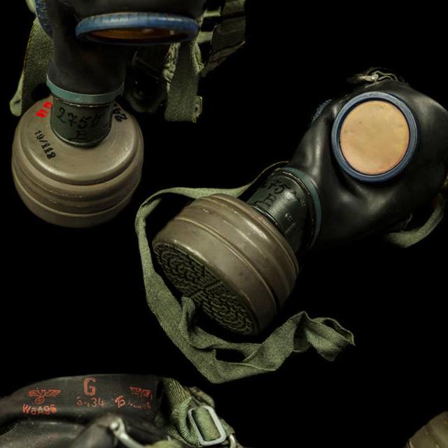 GM38 Gasmaske