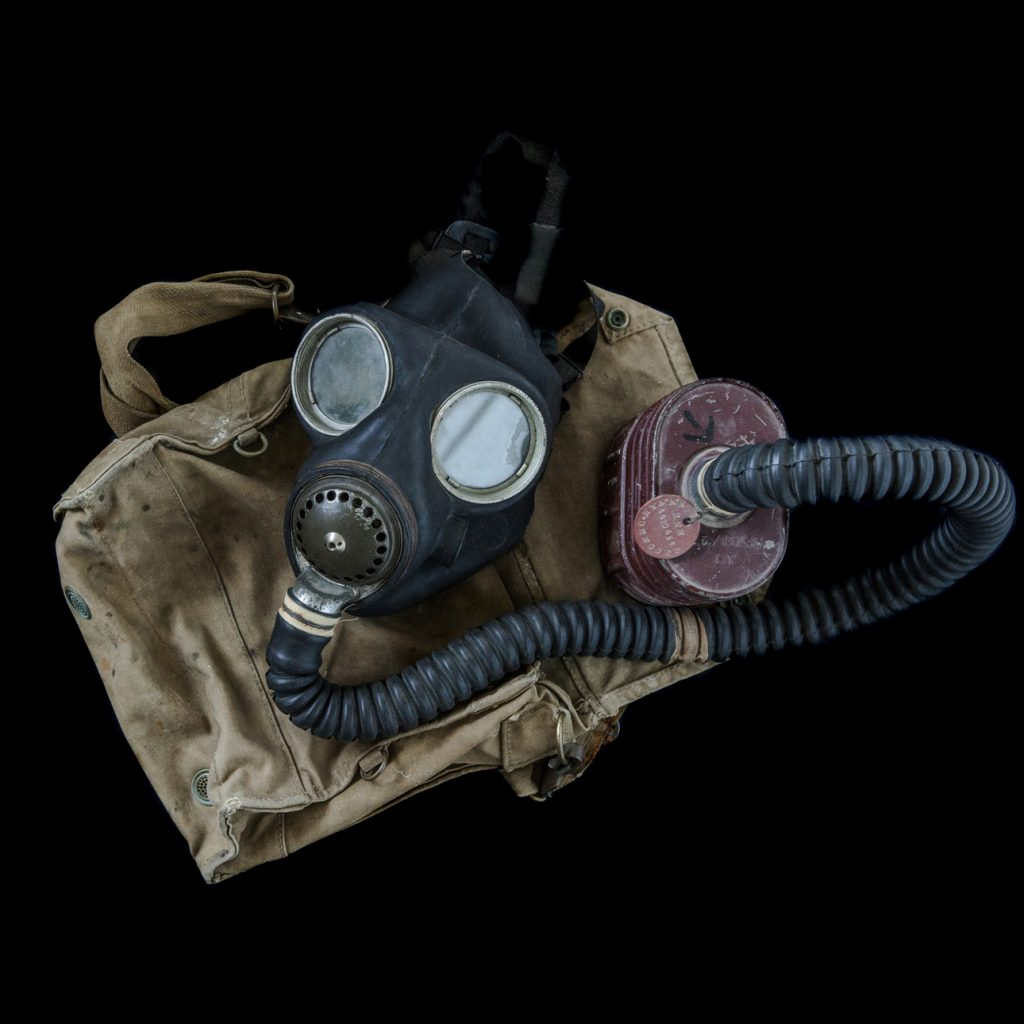 Brits gasmasker