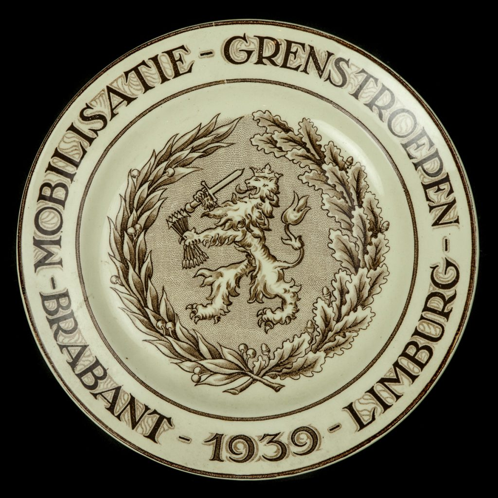 Mobilisatie Grenstroepen Brabant 1939 Limburg