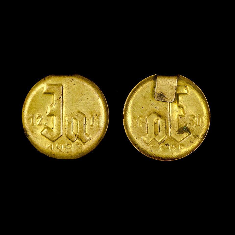 JA 12-11-1933 pin