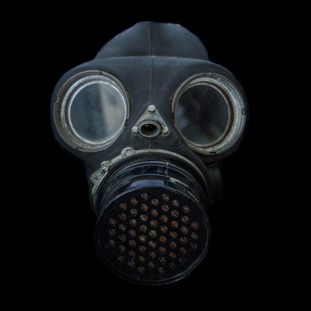 Brits civiel gasmasker