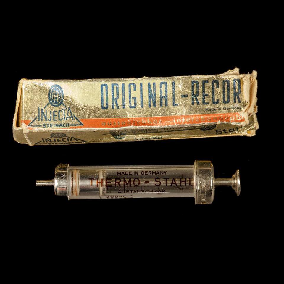 Original Record injectiespuit